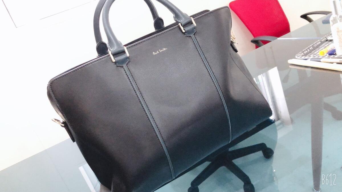 paul smithのバッグ
